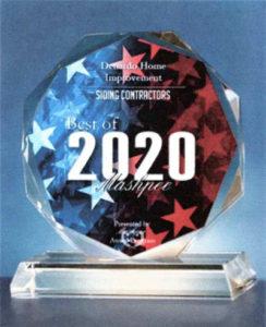 Best Siding Contractor 2020 Mashpee